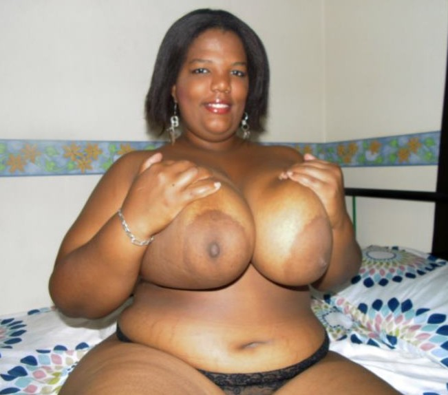 Huge black tits vintage bbw